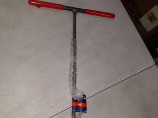 60 inch steel probing rod