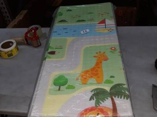 Extra large Foam Baby play Mat