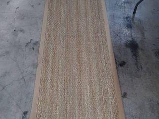 2 6  A 8  woven rug