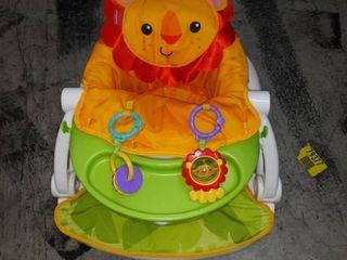 FisherPrice lion Baby Seat