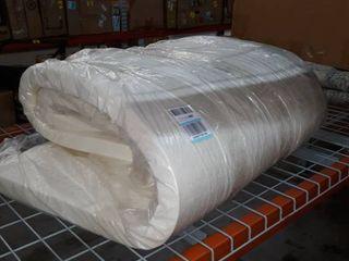 Queen Size 2  Memory foam mattress topper
