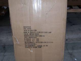 BRIGHTECH logan lED floor lamp