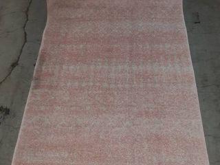 Bodrum Pink Rug 3  x 5
