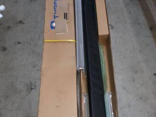 Black Automotive Running Boards Step Boards