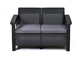 Keter Corfu Sofa