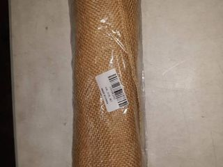 Burlap Fabric Roll 1 x8   5 Rolls per bundle