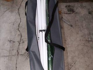 Eagle Peak Gazebo Canopy 10ftA10ft with sidewall