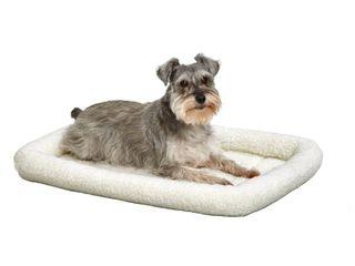 Midwest Quiet Time Pet Bed  Fleece  30  x 21