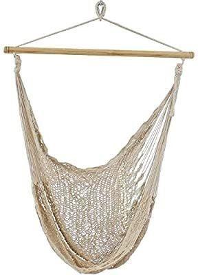SunnyDaze large Mayan Hammock Chair Indoor Outdoor Use