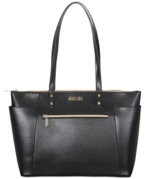 Kenneth Cole Reaction Faux leather 15  Computer Tote