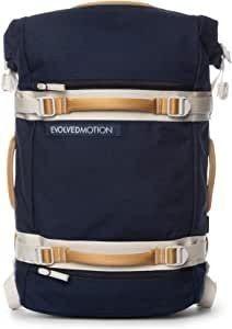 EvolvedMotion Navy Backpack