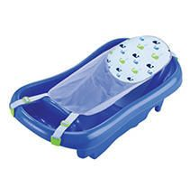 The First Years Sure Comfort Newborn to Toddler Tub   Aqua