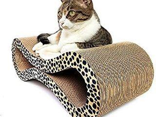 Animals Favorite Deluxe Cat Scratcher Corrugated