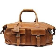 Rawlings Heritage Collection 19  leather Duffel