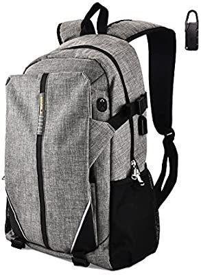 Z MGKISS Grey Backpack