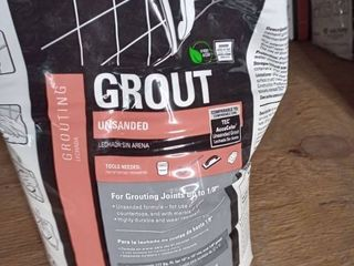 Tec Unsanded Grout light Buff 10lb bag
