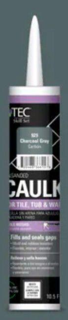TEC Tec Skill Set 10 5 fl oz Charcoal Gray latex Caulk I Tube