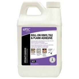 TEC Skill Set Skill Set Vinyl Tile and Plank Flooring Adhesive  70 oz