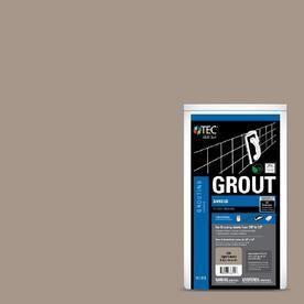 TEC Skill Set 10 lb light Smoke Sanded Powder Grout