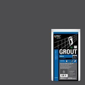 TEC Skill Set 10 lb Raven Sanded Powder Grout