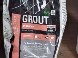 Tec Unsanded Grout Espresso 10lb bag
