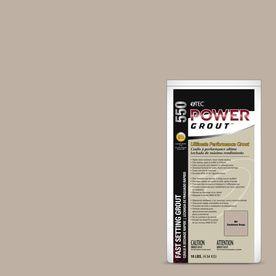 TEC 10 lb Sandstone Beige Sanded Powder Grout