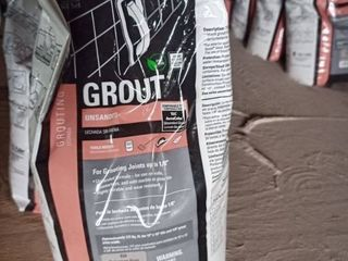 Tec Unsanded Grout Delorean Gray 10lb bag