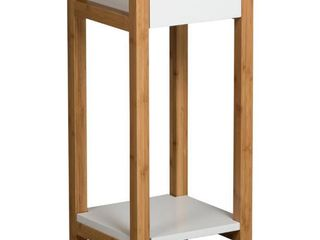 Eccostyle Display Table Plant Stand White
