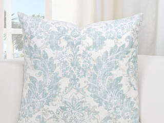 Siscovers Parlour Mist Accent Throw Pillow Retail   43 49