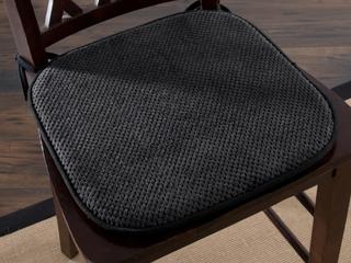 Windsor Home Memory Foam Chair Pad  Set of 2