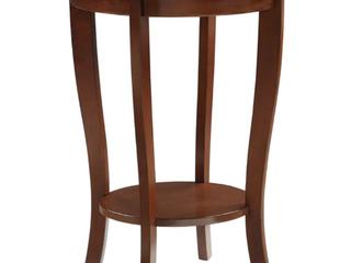 Copper Grove Aubrieta Round Side Table