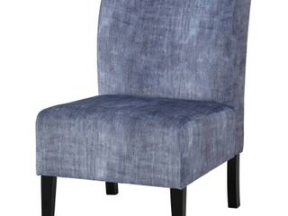 Triptis Accent Chair Denim by Signature Design by Ashley