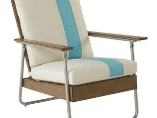 Novogratz Poolside Collection lila Outdoor lounge Chair