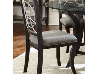 Strick & Bolton Hirst Upholstered Dining Chair (Set of 2)