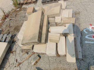 20 Pieces of Precast Concrete