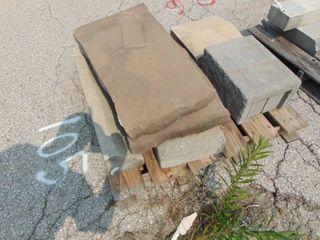 6 Pieces of Precast Concrete