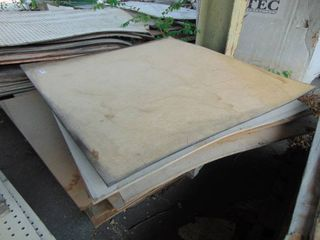 4 x 4  MDF AND PlYWOOD