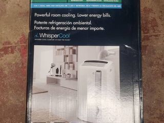 Delonghi PACAN270G1W 500 Square ft  Portable Air Conditioner in White