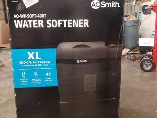 A O  Smith 40000 Grain Water Softener