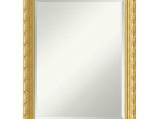 Wall Mirror  Versailles Gold Wood  Retail 205 99