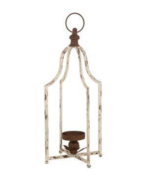 Glitzhome large Farmhouse Metal lantern