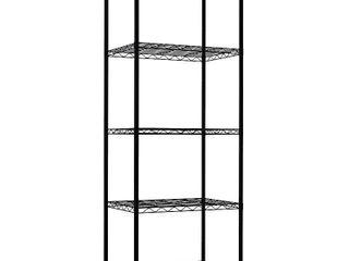Sunbeam 61  High 5 Tier Wire Shelving Storage Unit