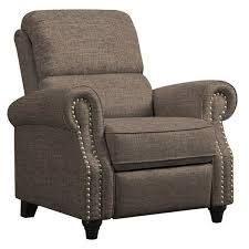 copper Grove jessie brown recliner grey