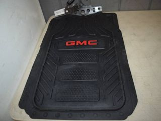 GMC Cut to Fit Floor Mats   1 Front and 2 Rear