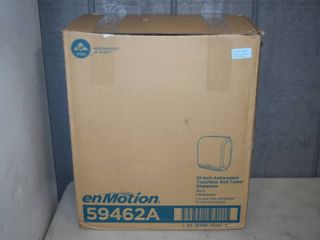 EnMotion Touchless Paper Towe Dispenser