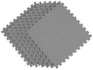 IncStores Exercise Tiles 2ft x 2ft Portable Interlocking Foam Tile Mats   ONlY THREE TIlE MATS