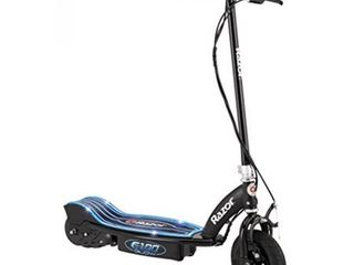 Razor E100 Glow Electric Scooter   HAS NOT BEEN TESTED