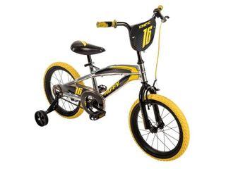Huffy Kinetic 16 Kids  Bike   Yellow