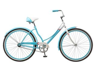 Schwinn Womens legacy 26  Cruiser Bike  Blue White