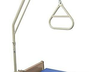 Invacare Trapeze Bar  with Trapeze Two Piece Design Trapeze Bar and Handle  7740A  Grey